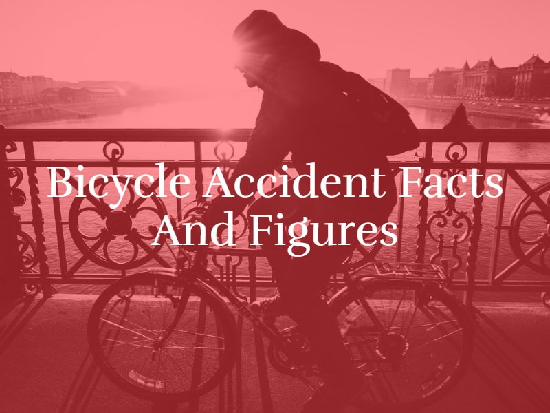 Bicycle Accident Facts and Figures